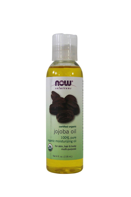 Now Foods: Organic Jojoba Oil, 4 oz (2 pack)