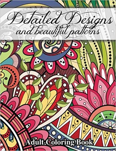 Buy Detailed Designs And Beautiful Patterns Volume 28 Sacred Mandala Coloring Books For Adults Book Online At Low Prices In India