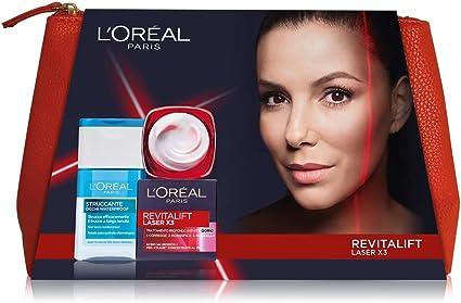 L'Oréal Paris Idea Regalo Donna Natale 2020, Pochette con Crema