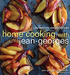 Join one of the world's greatest chefs in his most personal book yet, as Jean-Georges Vongerichten shares his favorite casual recipes in Home Cooking with Jean-Georges.Though he helms a worldwide restaurant empire—with locations in New York,...