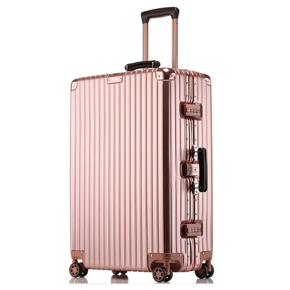 HX~luggage荷物、ユニセックスファッションスーツケースABS + PC付きTSAロックスピナーハードシェル軽量ビジネストロリーボックス,B,76*48*28cm B07VQK5TXB B 76*48*28cm