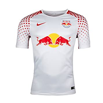 2017-2018 Red Bull Salzburg Home Nike Football Shirt: Amazon.es ...