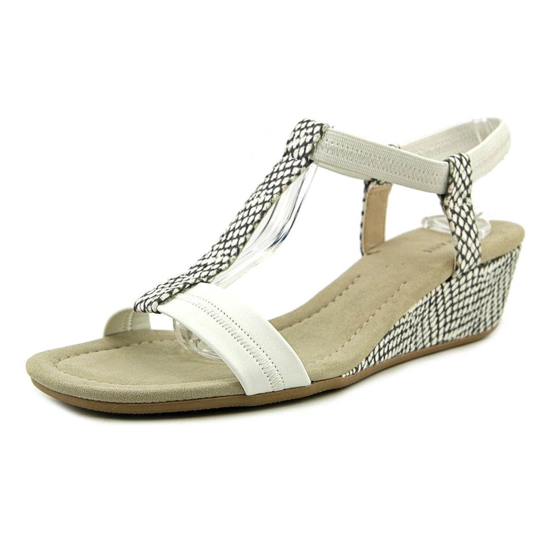 9dc456264 Alfani Womens Voyage Open Toe Casual Slide Sandals  9Napu1410182 ...