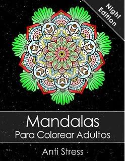 Mandalas Para Colorear Adultos Libro De Colorear Para