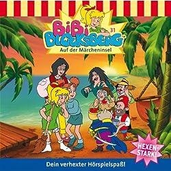 Auf der Märcheninsel (Bibi Blocksberg 31)