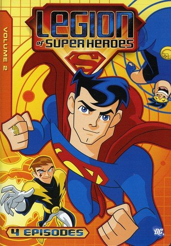 (Legion of Super Heroes Volume 2)