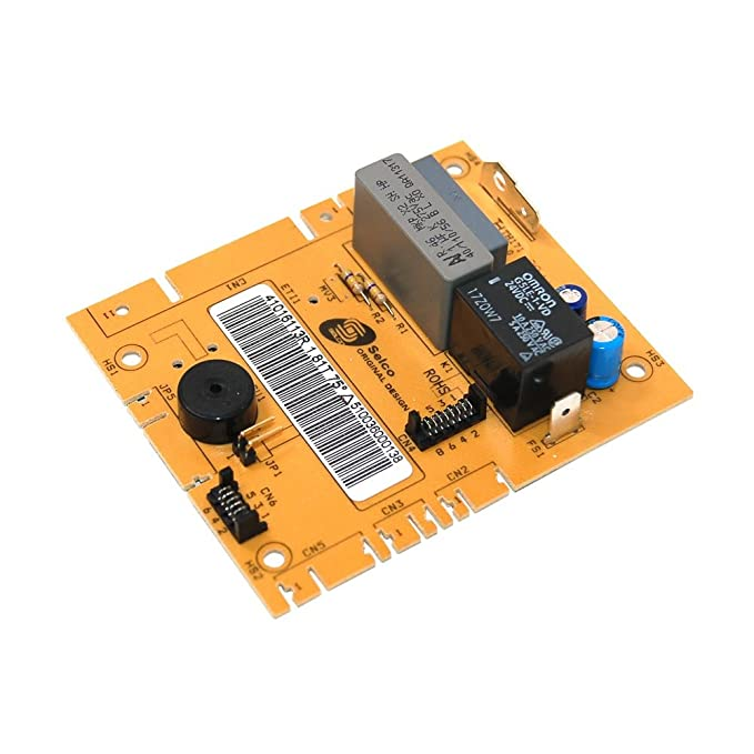 Amazon.com: GENUINE CANDY Dishwasher ELECTRONic Module ...