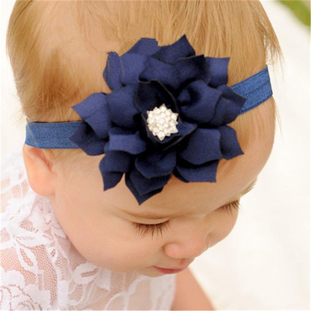 BrilliantDay Set di 13 pezzi fascia per capelli per bambina