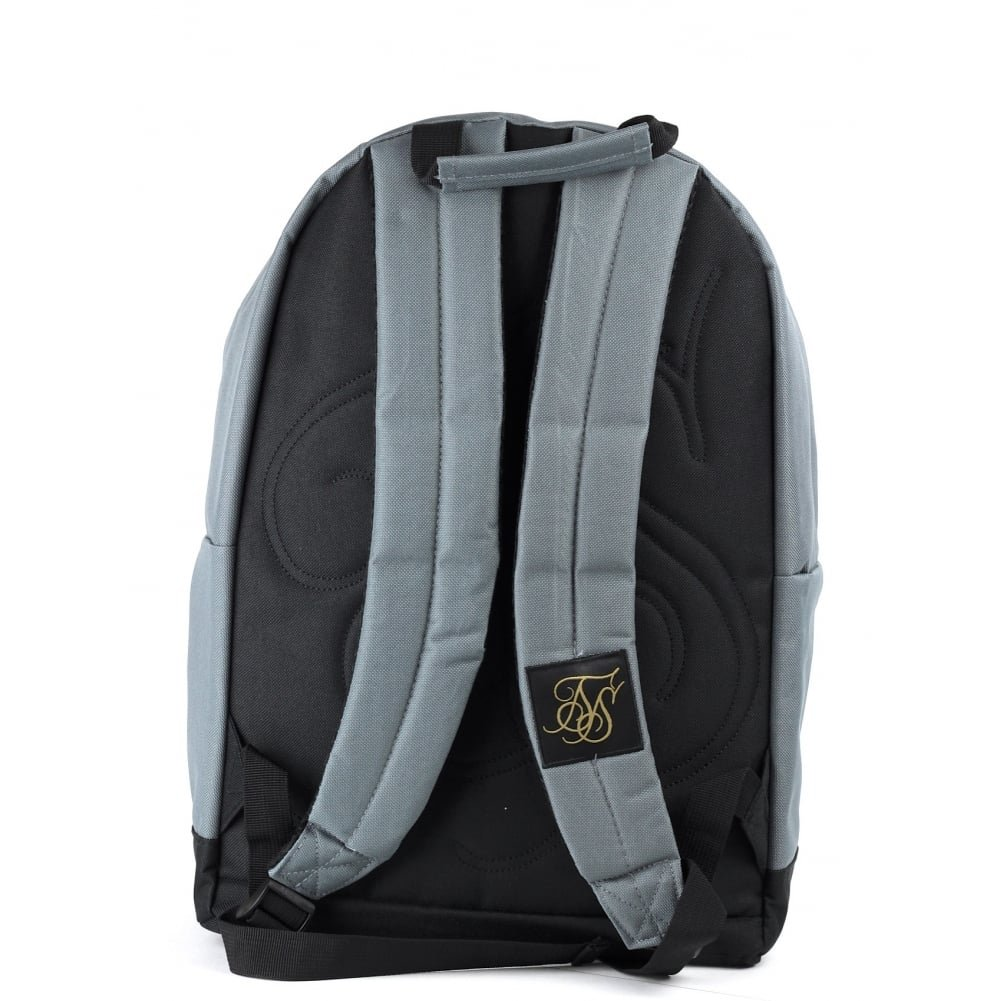 SIK SILK Mochila Escolar, Grey Reflective (Gris) - SS-12368: Amazon.es: Equipaje