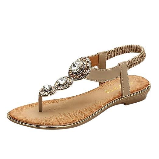 3075474e33e60 Amazon.com: Retro Women Sandals by Dainzuy,Summer Fashion Bohemia ...
