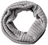 Phenix Cashmere Women's 100 Percent Cashmere Knit Neck Warmer, Grey, One Size