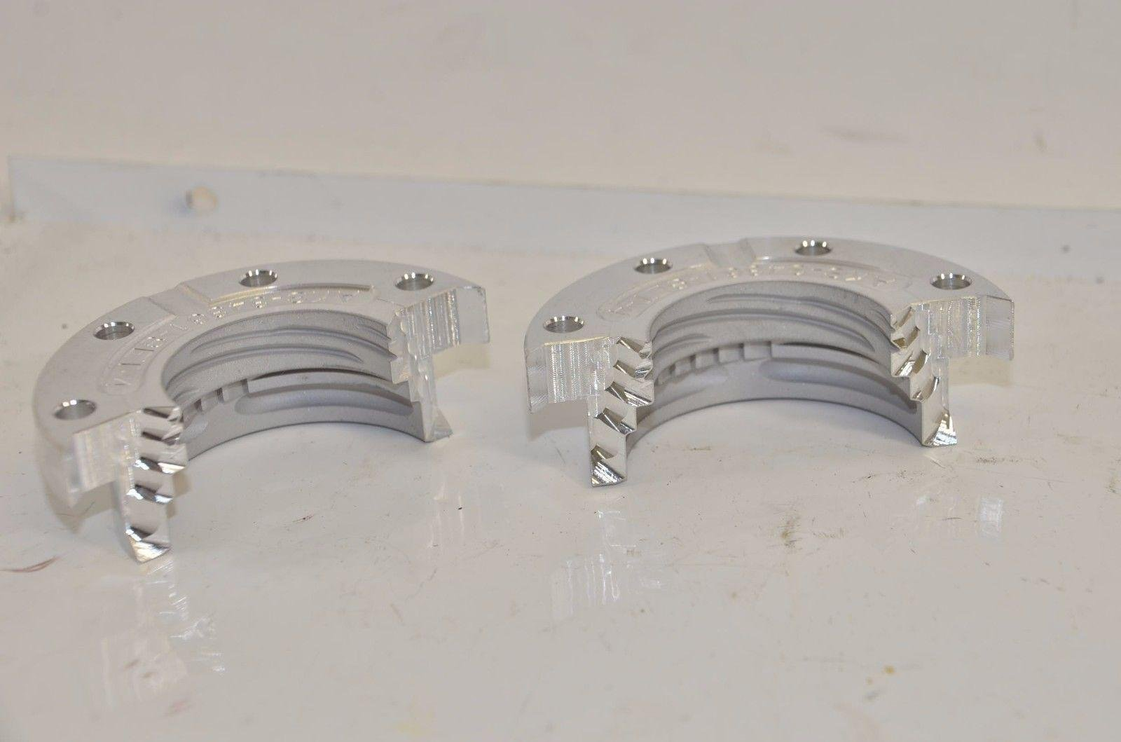 Lot of 7 AKS Aluminum Die Clamp AKS-34361 3'' OD 1-1/2'' ID 34361 by AKS (Image #3)
