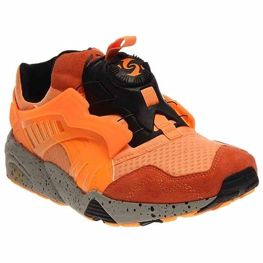 Puma Disc Blaze Mesh Evolution- Orange running shoes