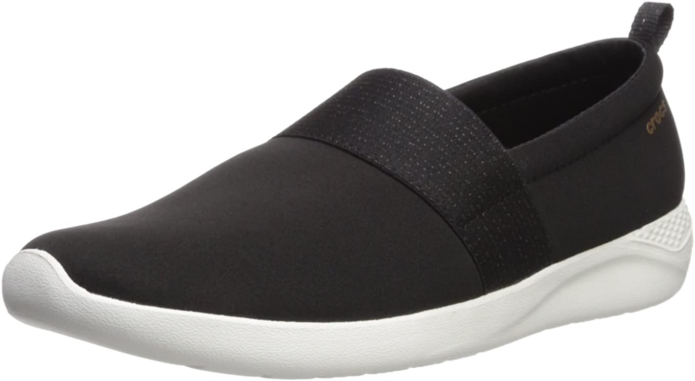 Crocs Women's LiteRide Slip On Shoe | Loafers for Women with Innovative Comfort