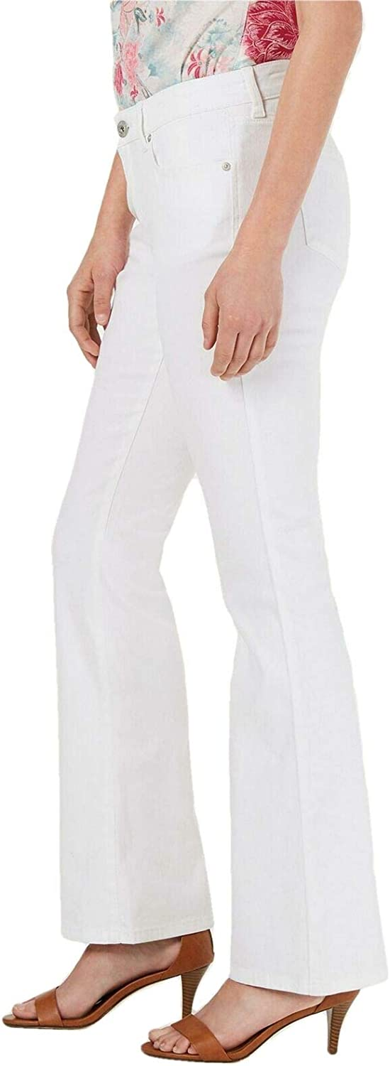 Co. Curvy-Fit Bootcut...