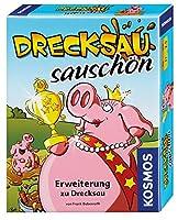 KOSMOS Spiele 740375 - Drecksau Erweiterung Sauschön, Kartenspiel