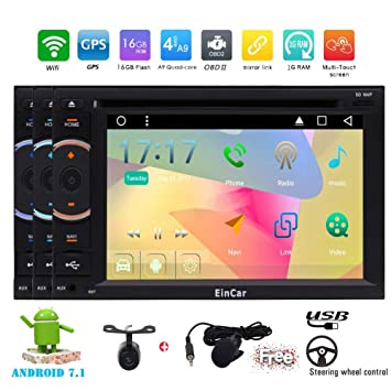 Review Android 7.1 Car Stereo