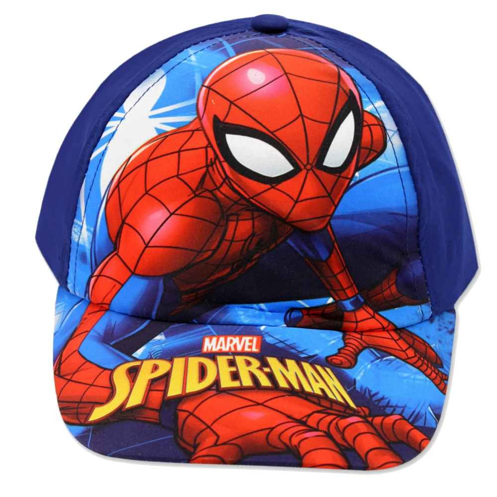 Spiderman ufficiale stampa cappello da baseball Cap bambini dai 2/ai 8/anni