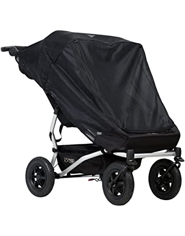 *UK Seller* 2~4X Universal Stroller Buggy Pram Anti-Stain Wheel Protection Cover