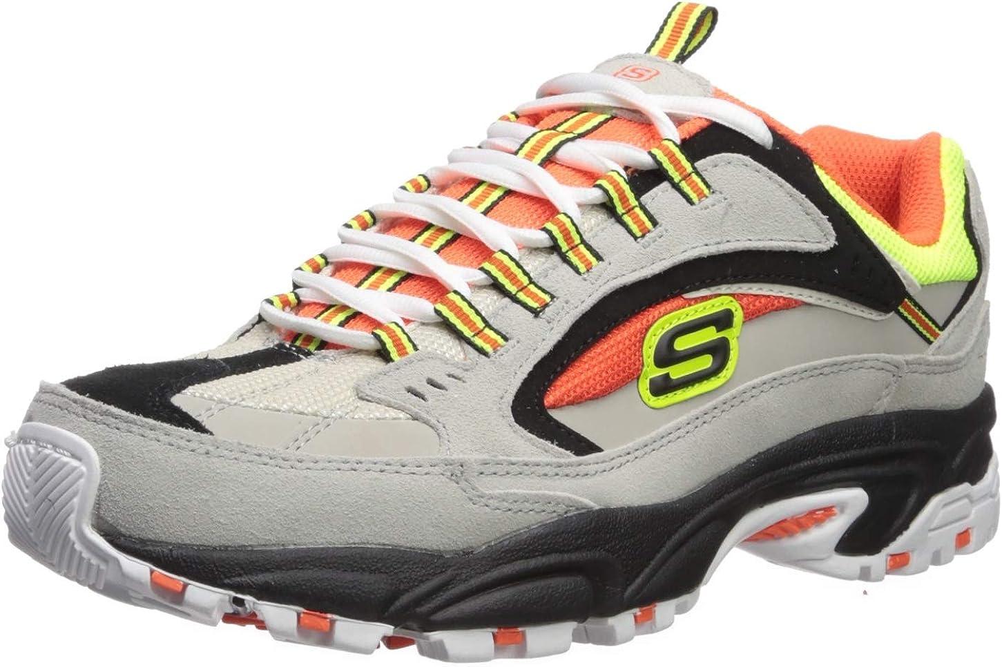 Skechers Stamina Cutback, Baskets Homme: