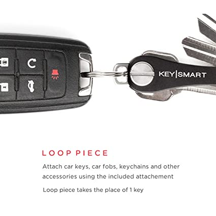 Amazon.com : KeySmart Compact Key Holder Add-on Accessory ...