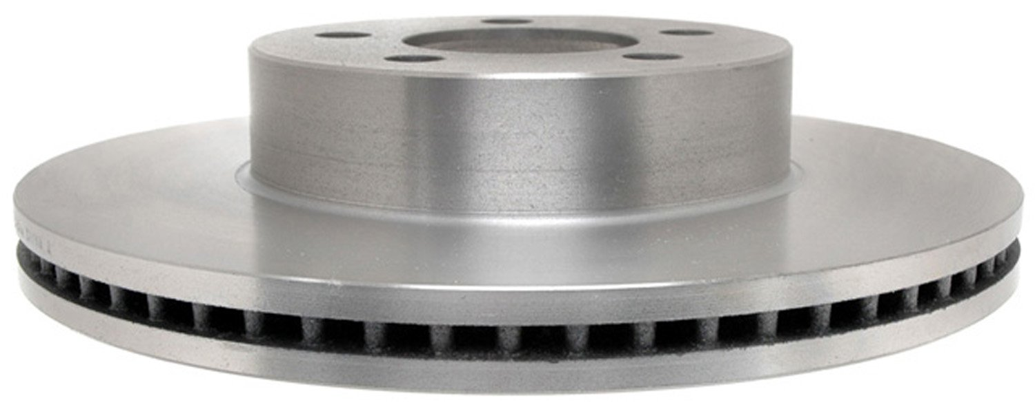 ACDelco 18A1247A Advantage Non-Coated Front Disc Brake Rotor
