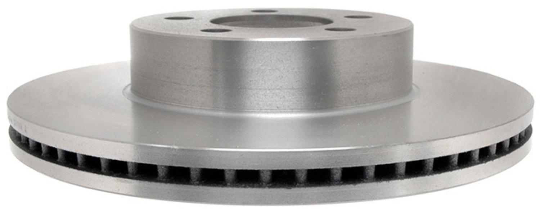 ACDelco 18A1247A Advantage Non-Coated Front Disc Brake Rotor