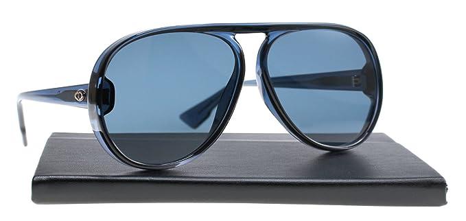 cadbef1d17e Amazon.com  Dior Christian Women Diorlia Blue PJPA9 Sunglasses  Clothing