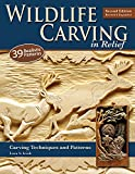 relief wood carving - Wildlife Carving in Relief, Second Edition Revised and Expanded: Carving Techniques and Patterns