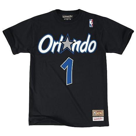 on sale 021f4 32452 Mitchell & Ness Penny Hardaway Orlando Magic NBA Men's Player S/S T-Shirt