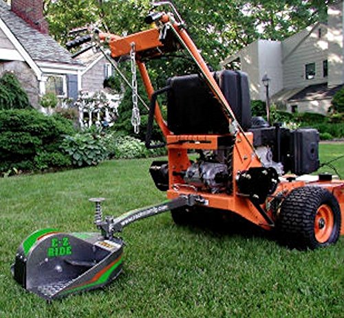 Top 10 Best Walk Behind Mowers With Sulky Best Of 2018