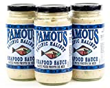 Famous Pacific Halibut Seafood Sauce Three Pack