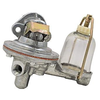 NEW 3637307M91 Massey Ferguson Fuel Lift Pump 135 150 230 240 4222111M91