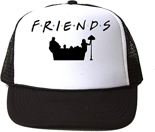 Friends Series Black Couch All Characters Baseball Cap Hat Gorra Unisex One Size: Amazon.es: Ropa y accesorios