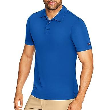 Champion Mens Performance Golf Polo Shirt: Amazon.es: Ropa y ...