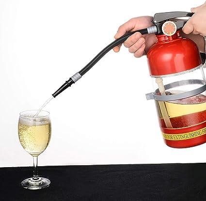 Dispensador de Agua de Cerveza Extintor Retro Decantador ...