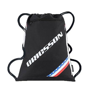Amazon.com: ORICSSON Friendly Sport Drawstring Bag for Travel,Team ...