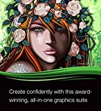 Software : CorelDRAW Graphics Suite 2017 with RAW Photo Editing Software for PC (Amazon Exclusive)