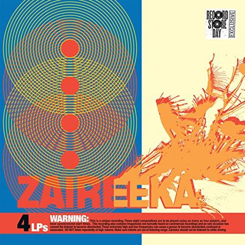 FLAMING LIPS - ZAIREEKA (COLV)