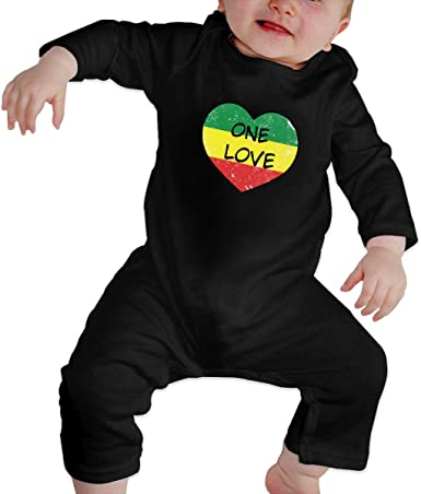 I Love Turtle Newborn Bodysuit Long Sleeve Jumpsuits Cotton Cute