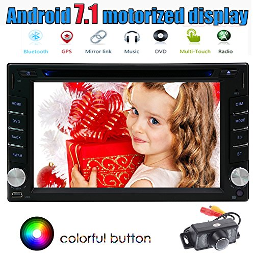 Eincar Android 7.1 Nougat with 2GB 32GB 6.2' Double Din Car Radio Stereo...