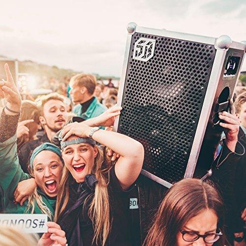 THE SOUNDBOKS 1 Portable Speaker