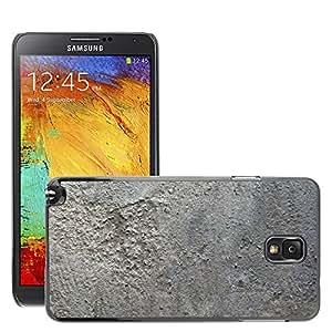 Etui Housse Coque de Protection Cover Rigide pour // M00152371 Planta de hormigón Textura de // Samsung Galaxy Note 3 III N9000 N9002 N9005