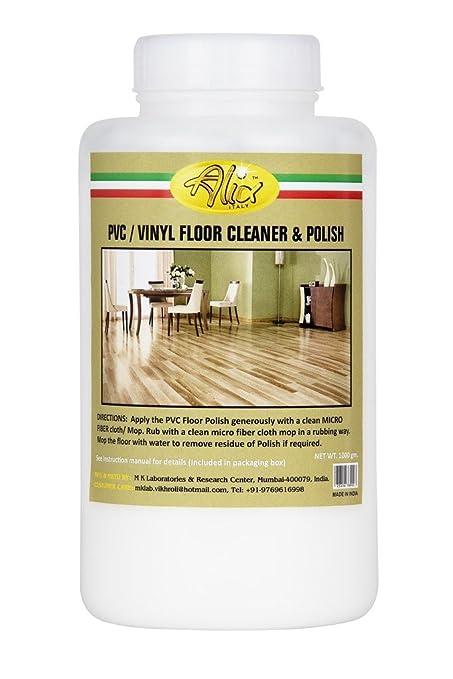 Buy Alix Pvc Vinyl Floor Cleaner Polish 1000 Ml Online At Low