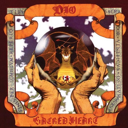 DIO: Sacred Heart (Audio CD)