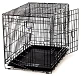 Little Giant Pet Lodge Medium Double Door Wire Pet Crate