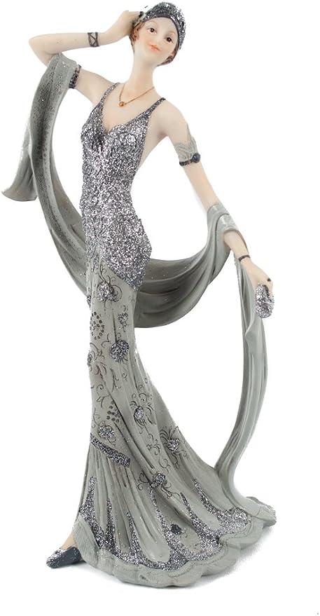 Suzie Midnight Shimmer Broadway Belle Figurine