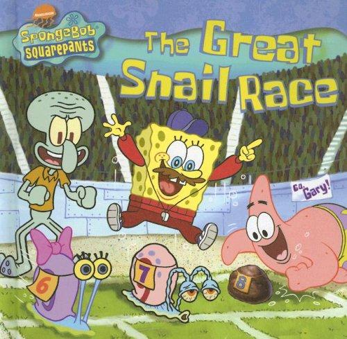 (The Great Snail Race (Nick Spongebob Squarepants (Simon Spotlight)))