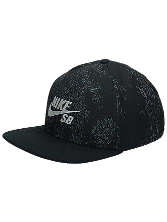 Nike SB Swarm Perf Trucker Gorra, Hombre, Negro (Black), Talla ...