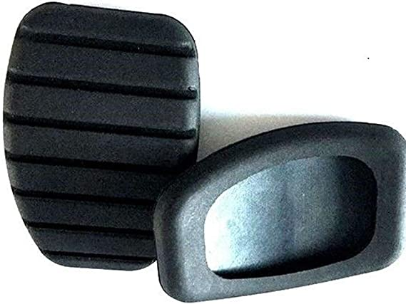 P/édale de frein dembrayage de voiture couvercle de p/édale dembrayage en caoutchouc pour Re-nault Megane Laguna Clio Kango Scenic
